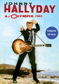 Cover Johnny Hallyday - À l'Olympia 1962 [DVD]